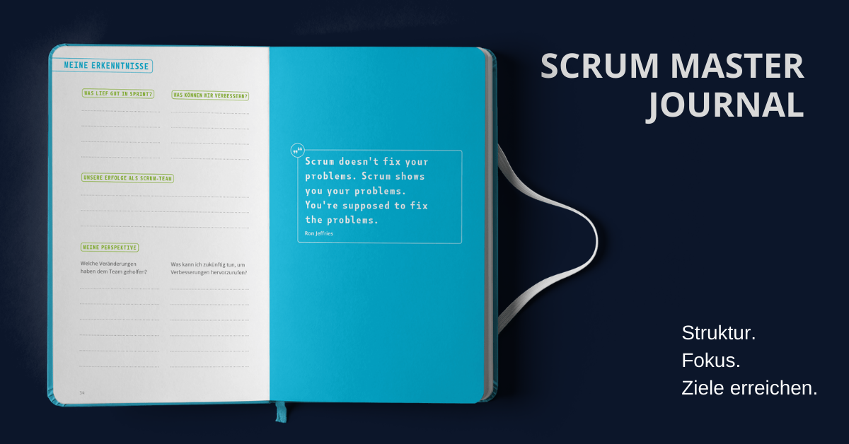 Scrum Master Journal