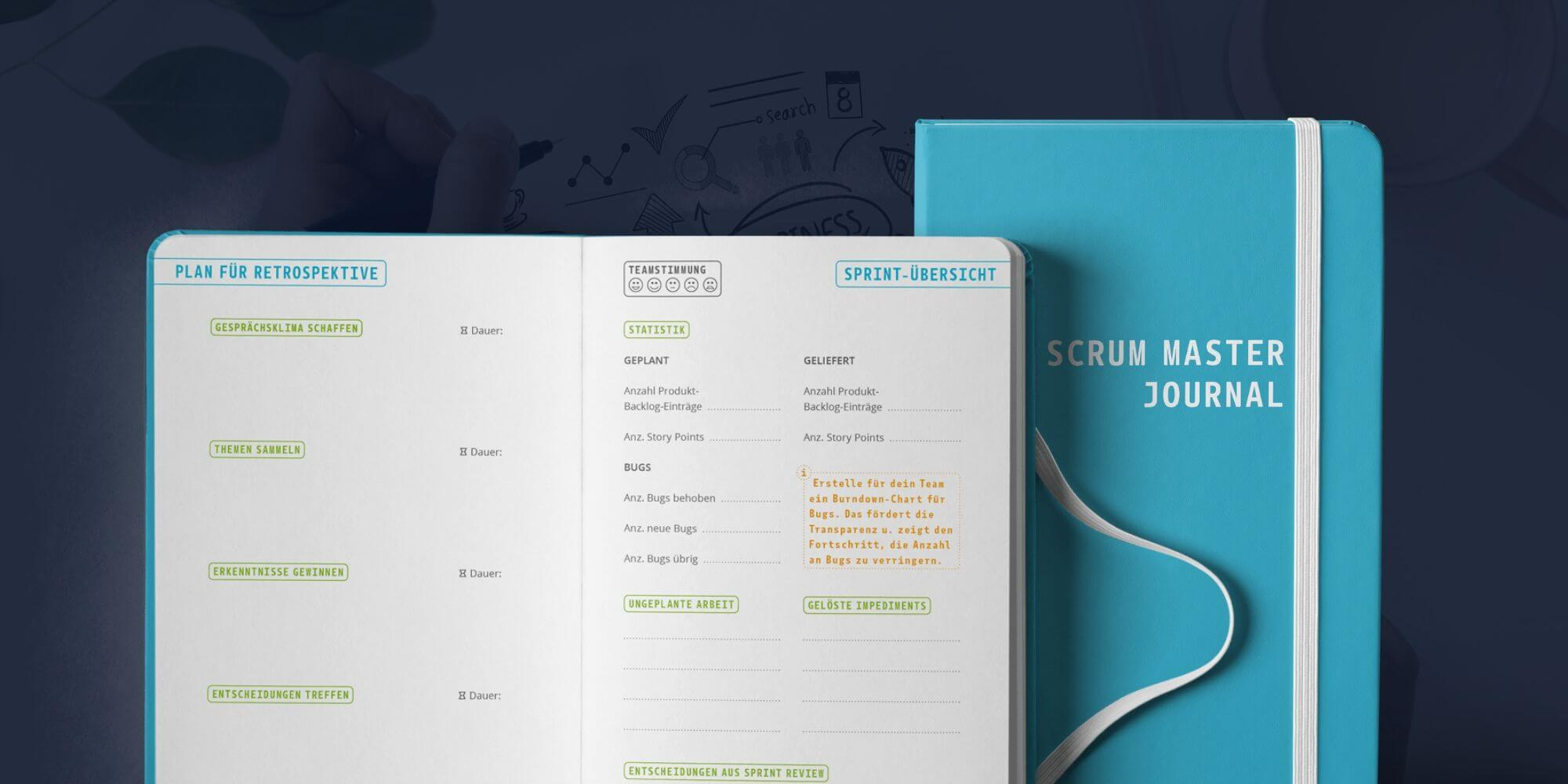scrum-master-journal-header