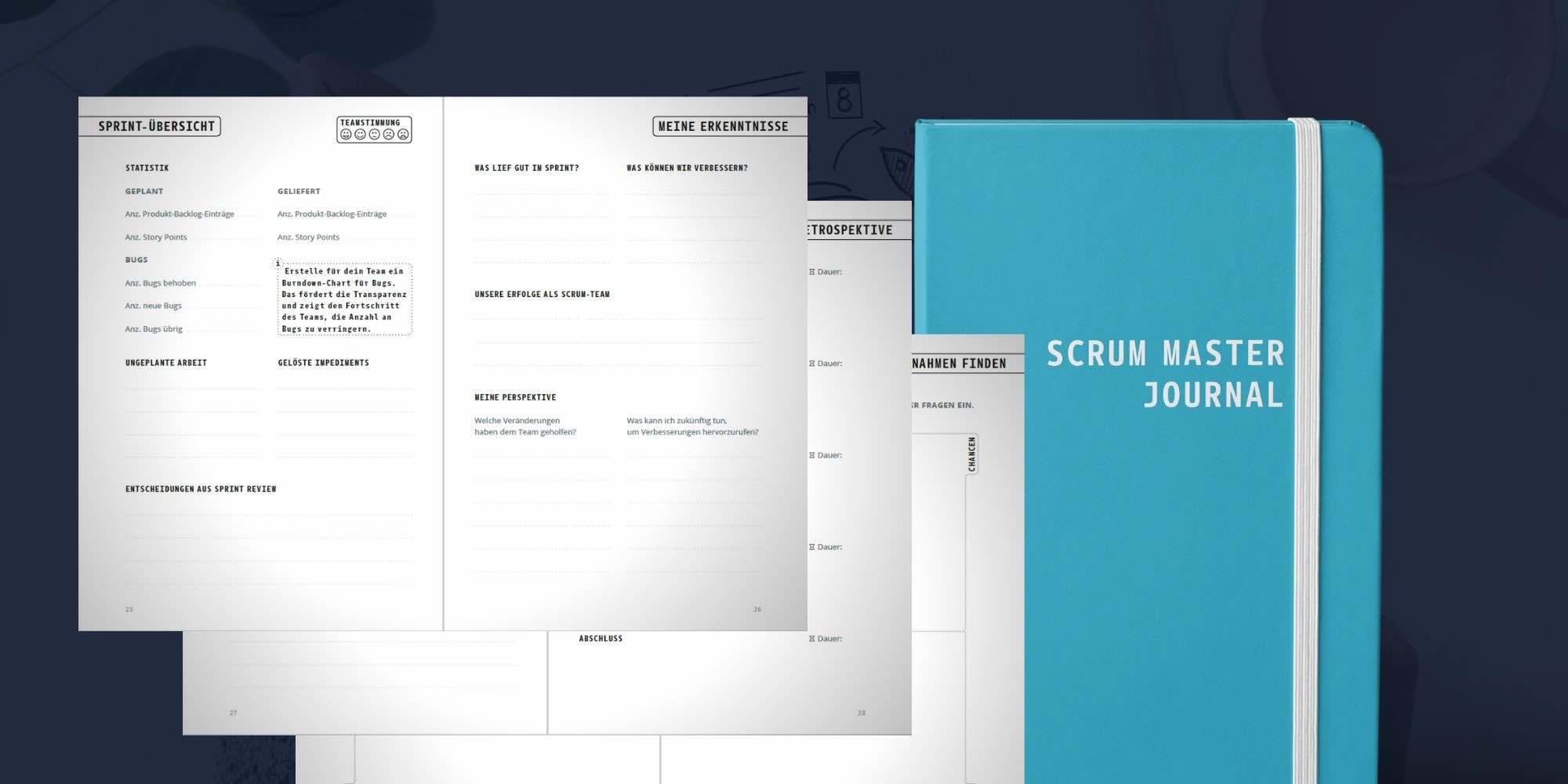 Scrum Master Journal PDF