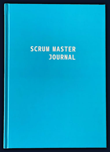 Scrum Master Journal Hardcover
